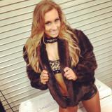 Hot Backstage Foto de la WWE NXT Diva Carmella Dai...