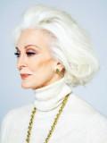 Carmen Dell Orefice es una contemporánea de Daphne...