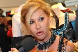 Carmen Geiss presenta Dirndl