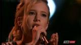 Caroline Burns canta todo lo que quiero en la voz...