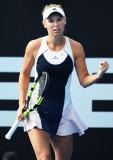 Caroline Wozniacki 2016 ASB Classic Mujer Nueva Ze...
