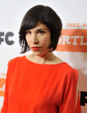 Carrie Brownstein La cantante actriz Carrie Browns...