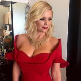 CARRIE KEAGAN en Críticos s Choice Awards 2016 en...