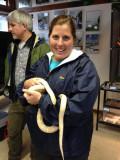 Carrie Murray Centro de la Naturaleza Franklintown...