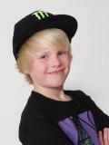Carson Lueders Nueve años de edad musical Marvel