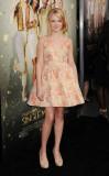 Cassie Brennan s vestido de melocotón es una bocan...