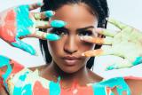 Cassie Ventura x Diamante Abastecimiento Co 2015 H...