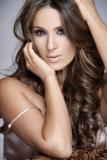Actrices y actores latinos Catherine Siachoque en...