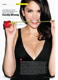 Cecily Strong Revista MEN S HEALTH Octubre