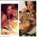 Celeste Barber toma fotos parodiadas de sí misma p...