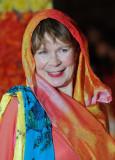 Celia Imrie Celia Imrie asiste al estreno mundial...