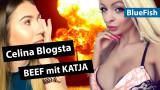 BEBE Celina Blogsta contra Katja Krasavice Hotness