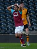 Djair ParfittWilliams de West Ham Desesperación un...