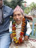 Chandra Bahadur Dangi reclama ser el hombre más pe...
