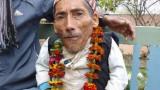 Chandra Bahadur Dangi tiene 56cm de alto y pesa 12...