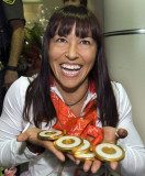 Chantal Petitclerc ganadora de cinco medallas de o...
