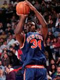 Acciones de Charles Oakley en Knicks juego