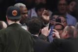 La ex estrella de los Knicks, Charles Oakley, es s...