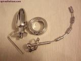 Chastity Belt Pics III Castidad de acero inoxidabl...