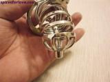 Chastity dispositivo uretra plug Castidad