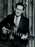 Chet Atkins Certified Guitar Player exhibición con...
