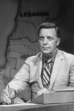 Chet Huntley 1911 1974 Coanchor del programa de no...
