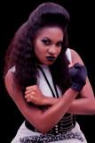Chika Ike es gótica y feroz en la portada de la re...