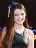 Chloe East El estreno de BFG en Los