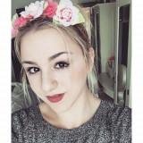 Chloe Lukasiak oscila un hermoso pelo