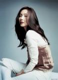 Actriz Choi Ji Woo coreano modelos