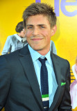 Chris Lowell El actor Chris Lowell asiste al estre...