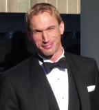 El presentador de televisión Dr. Christian Jessen...