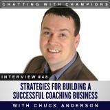 Chuck Anderson estrategias para construir un éxito...