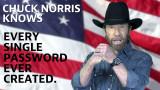 Diversión de viernes si Chuck Norris trabajó