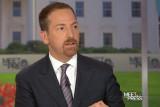 Chuck Todd piensa que el cambio de imagen de MSNBC...