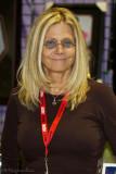 Cindy Pickett en el ComicCon 2010 Cindy Lou Picket...