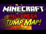 Mapa del salto de Halloween w Mr360Games y parte d...