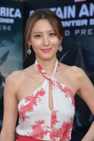 Claudia Kim Actriz Claudia Kim asiste a Marvel s C...