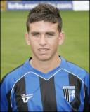 Cody McDonald fue el máximo goleador de Gillingham