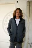 Ross Halfin Chris Cornell Famosa Fotografía de roc...