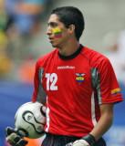Cristian Mora, el colorido guardián de