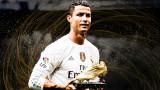 Cristiano Ronaldo persigue su quinto zapato de oro...