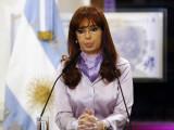 Reuters La presidenta argentina Cristina Fernández