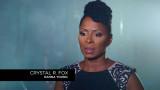 Crystal R Fox Detrás de las escenas