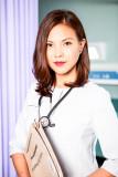 Casualty s Crystal Yu Lily s trabajando horas extr...