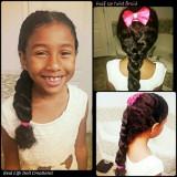 Niñas little girlsstyles curlystyles rizado