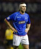 Dado Prso Glasgow Rangers Aliado McCoist