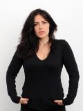 La actriz Dagmara Dominczyk vende la primera novel...