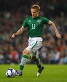 Damien Duff Damien Duff de la República de Irlanda...
