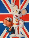 Danger Mouse para volver a las pantallas de TV Sci...